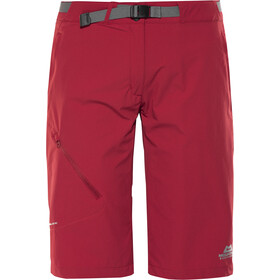 Mountain Equipment Comici Korte Broek Dames, sangria